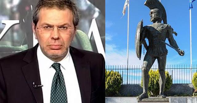 Ο Στέφανος Χίος υποψήφιος δήμαρχος Σπάρτης