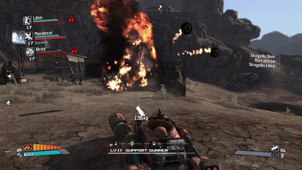 Más del 90% de Gearbox está trabajando en Borderlands 3