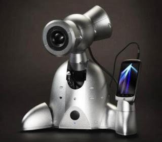 Robot Musikal Interaktif Siap Mendampingi Anda Mendengarkan Musik  Shimi, Robot Musikal Interaktif Siap Mendampingi Anda Mendengarkan Musik
