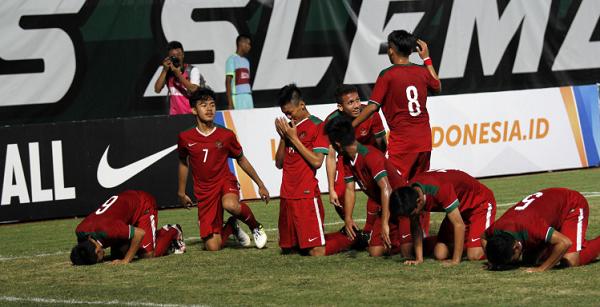 Timnas U-19 vs PSS Sleman - Gol Injury Time Selamatkan PSS Sleman dari Kekalahan
