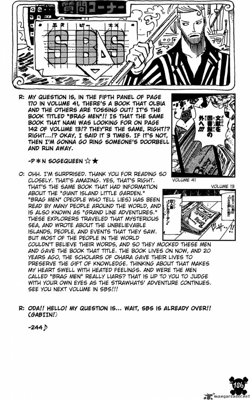 One Piece Ch 408