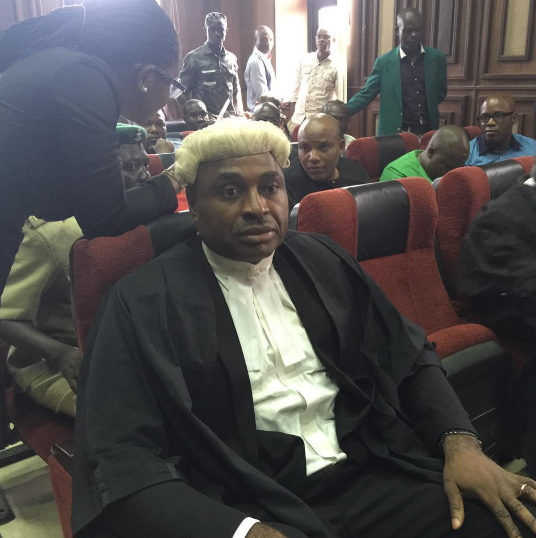 kenneth okonkwo nnamdi kanu defence lawyer