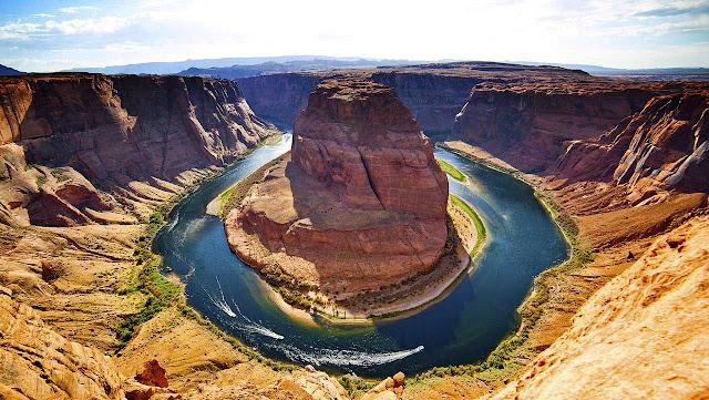 Horseshoe Bend - Rio Colorado -  Arizona - Estados Unidos
