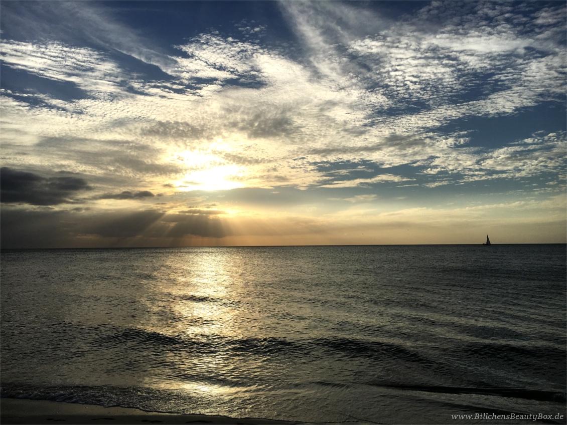 Florida Marco Island Strand Sonnenuntergang - Beach Sunset