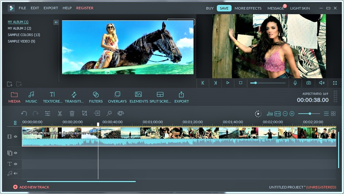 lightworks video editor free download for windows 7