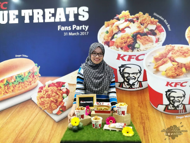 KFC Value Treats Jimat Serendah RM3.90