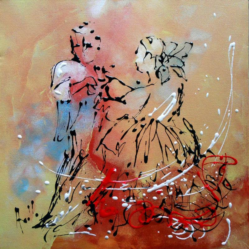 Et maintenant, dansons ! par Axelle Bosler