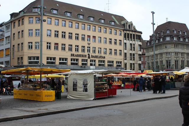 Kota Tua Basel Swiss