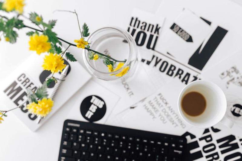 blog birthday workspace
