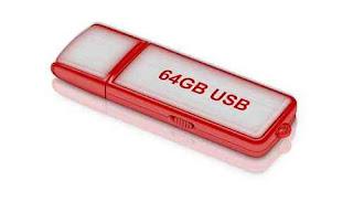 Flash drive atau flash drive