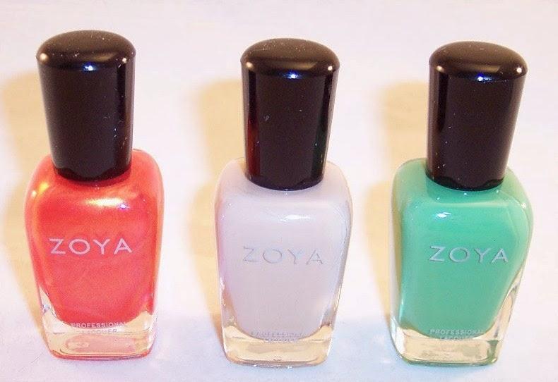 Lone Star Shopper Zoya Nail Polish Mystery Trio Promotion