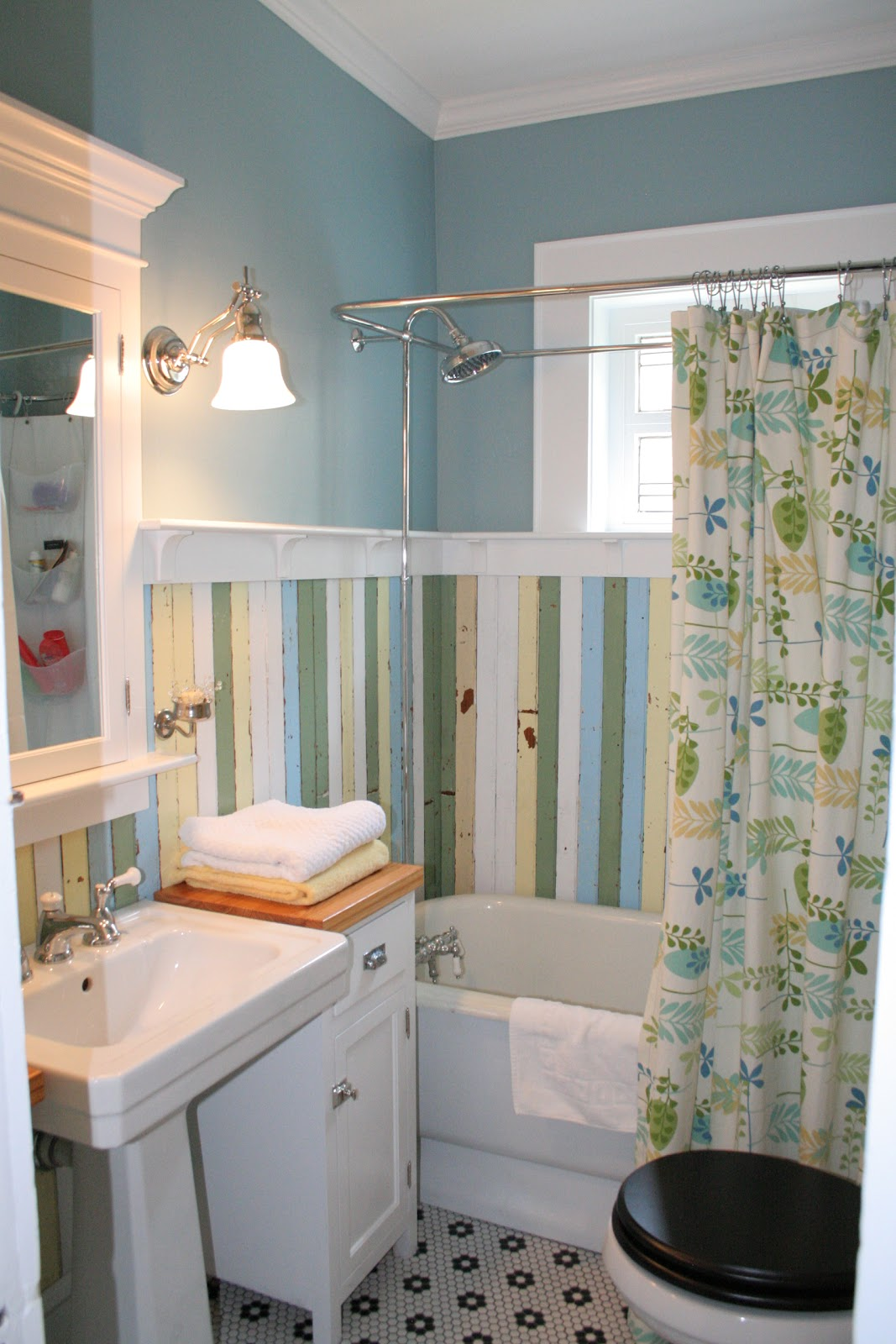 Fun House: Redo Of My 1920's Bathroom
