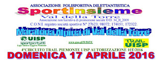 CLASSIFICA Maratona Alpina di Val della Torre 2016