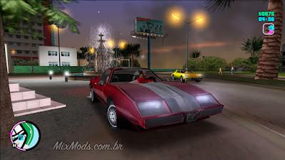 gta vc vice city rotate camera mod vehicle car rotacionar carro