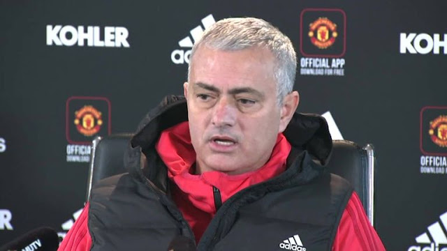Jose Mourinho Press Conference Quotes On Alexis Sanchez And David de Gea