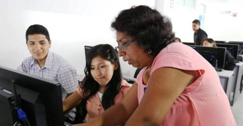 MINEDU ofrece 400 becas Doble Oportunidad para jóvenes con rezago escolar - www.minedu.gob.pe