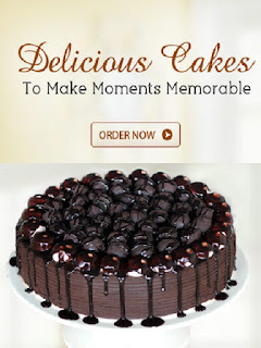 Flower Aura Offer Get Free Cake on orders above Rs.1999