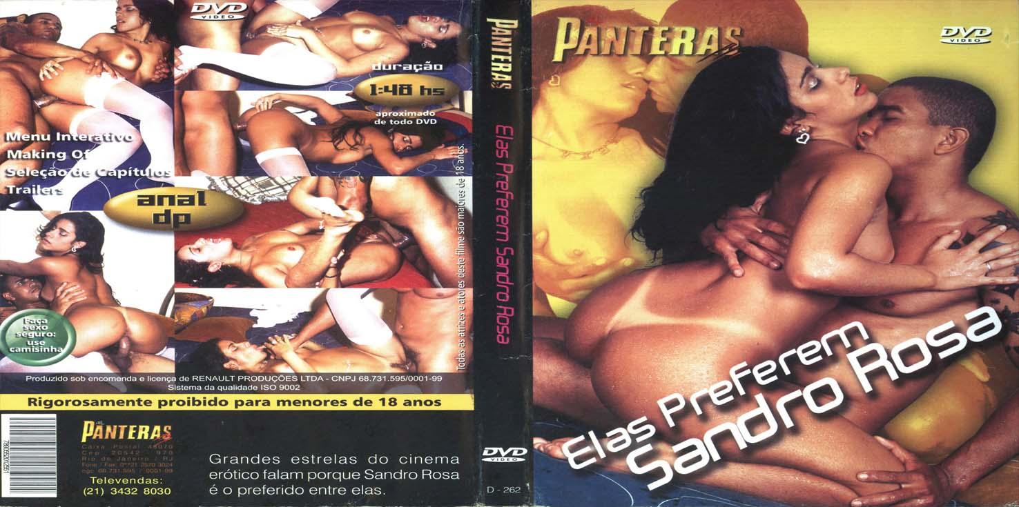 As panteras elas preferem sandro rosa - 4 2