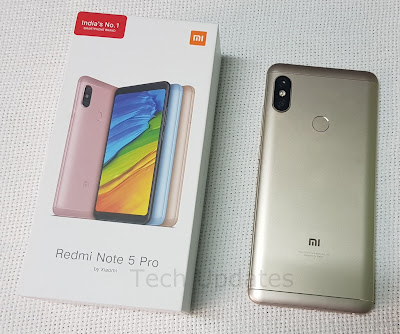 Xiaomi Redmi Note 5 Pro Photo Gallery & First Look'