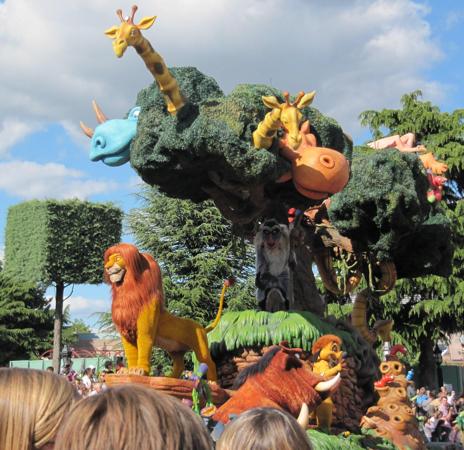 World Wild Food Paris Disneyland