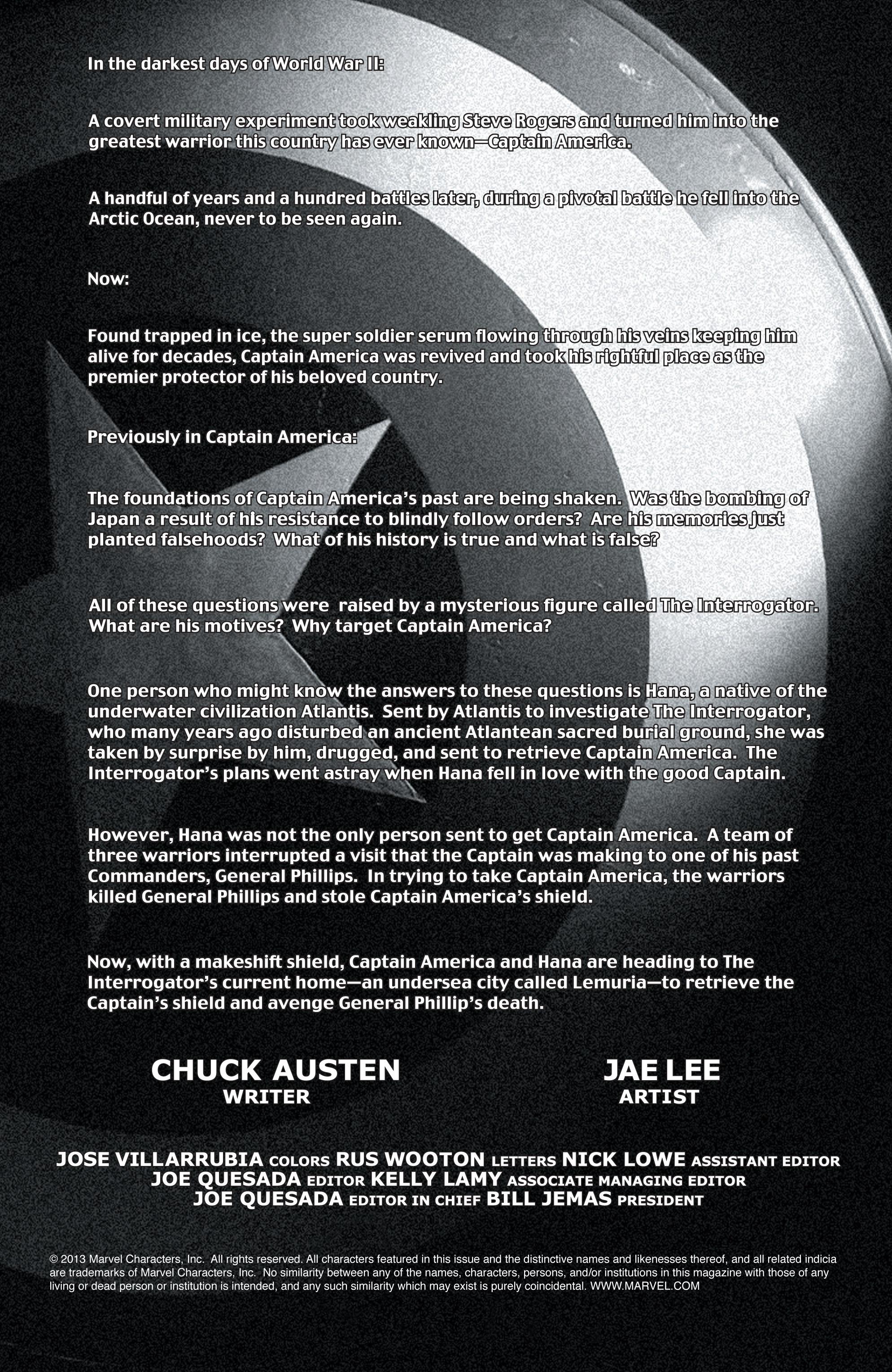 Captain America (2002) Issue #15 #16 - English 2