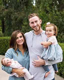 Gordon Hayward S Family