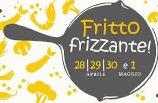 Fritto frizzante 28-29-30 aprile e 1 maggio Milano Eataly Smeraldo