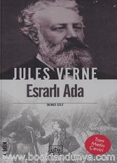 Jules Verne - Esrarlı Ada 2. Cilt