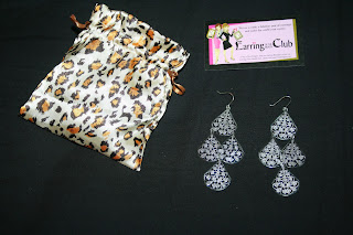 Diva Dangler: Earring of the Month Club!