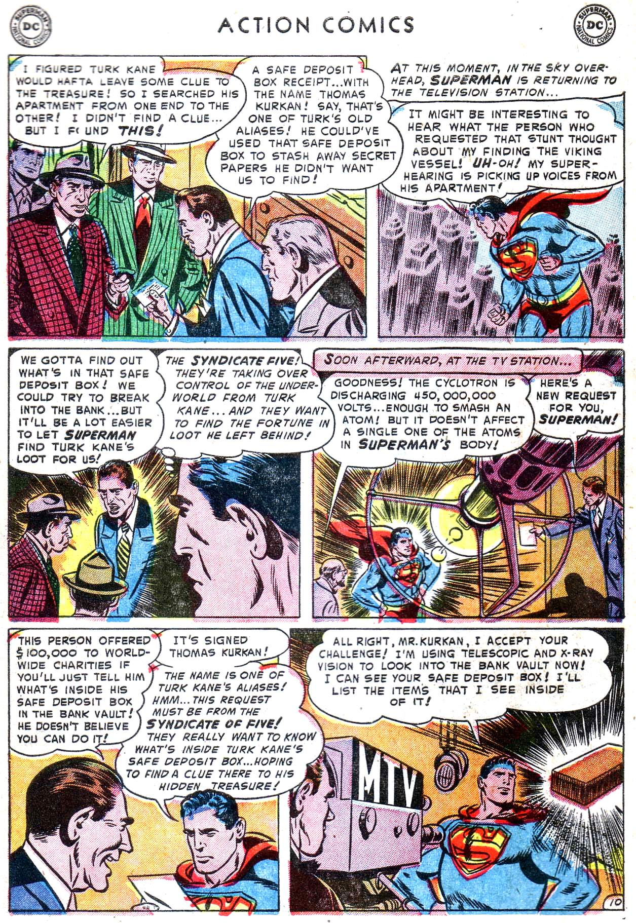 Action Comics (1938) 180 Page 11