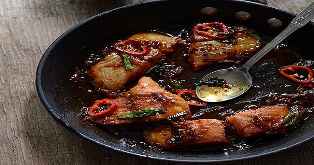 Vietnamese Caramelized & Braised Catfish Recipe