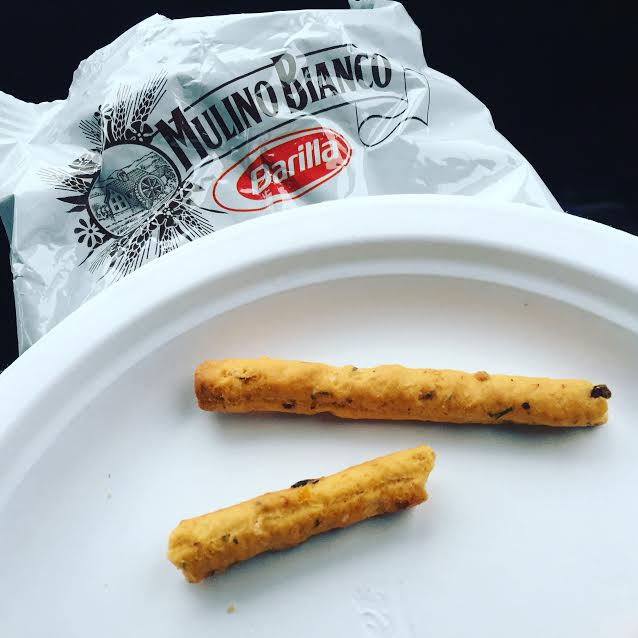 Mulino Bianco Tomato & Oregano Breadsticks