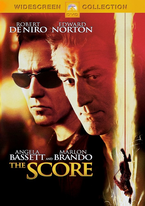 فیلم دوبله: امتیاز (2001) The Score