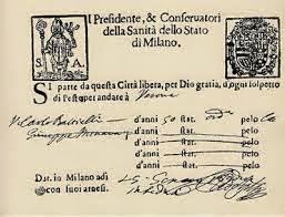 ducato di Milano sanità pubblica