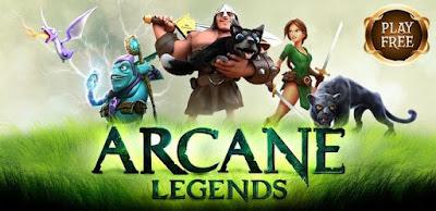 Cara Mudah Mendapatkan Gold di Game Arcane Legends
