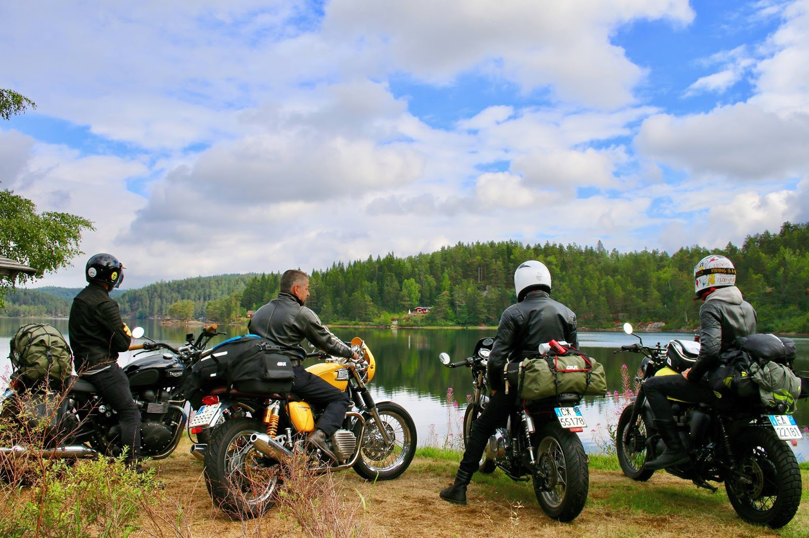 Sedia A Rotelle K100 Va Dove Ti Porta Il Cuore Road To Norway Rocketgarage Cafe