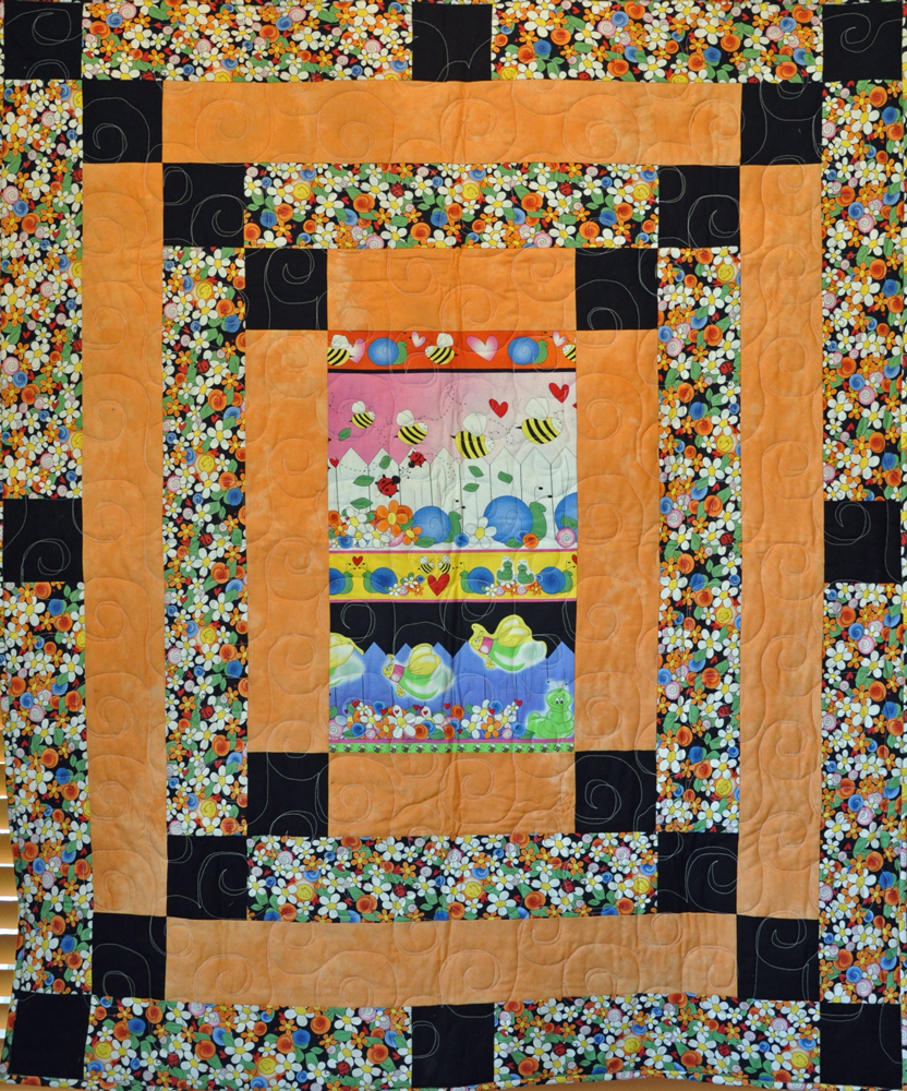 Sally Said Sew: Quilts Beyond Borders