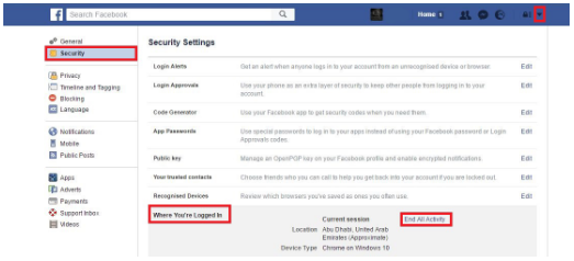 How to make sure your Facebook account is truly secure.