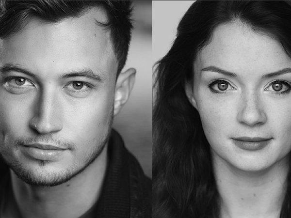 In Conversation With... Jordan Luke Gage and Christina Bennington | Bat Out of Hell | Interview
