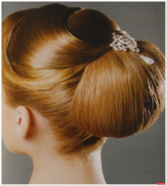 Wedding Hairstyles Easy: Wedding Hairstyles: Simple Wedding Hairstyles Picture For