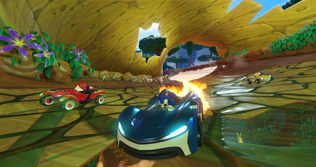 Team Sonic Racing PC Descargar