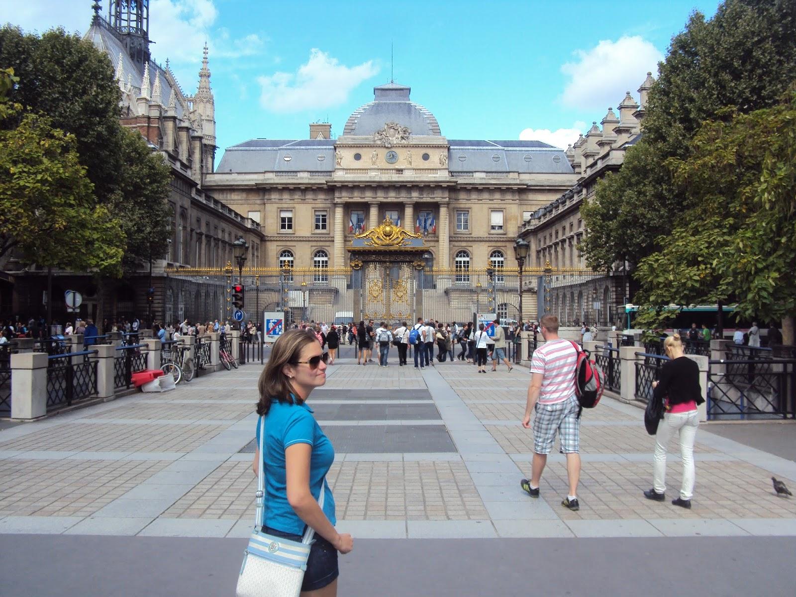 Palácio da Justiça Paris