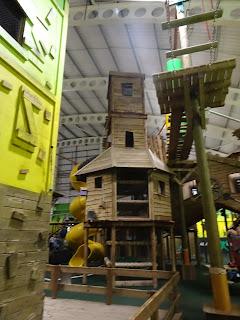 climbing trees house