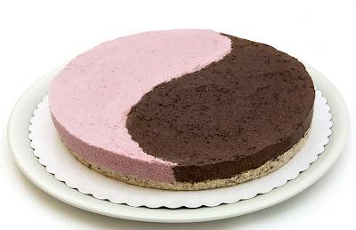 Presna Yin Yang tortica