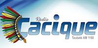 Rádio Cacique AM 1160 de Taubaté SP
