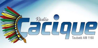 Rádio Cacique AM 1160 de Taubaté SP
