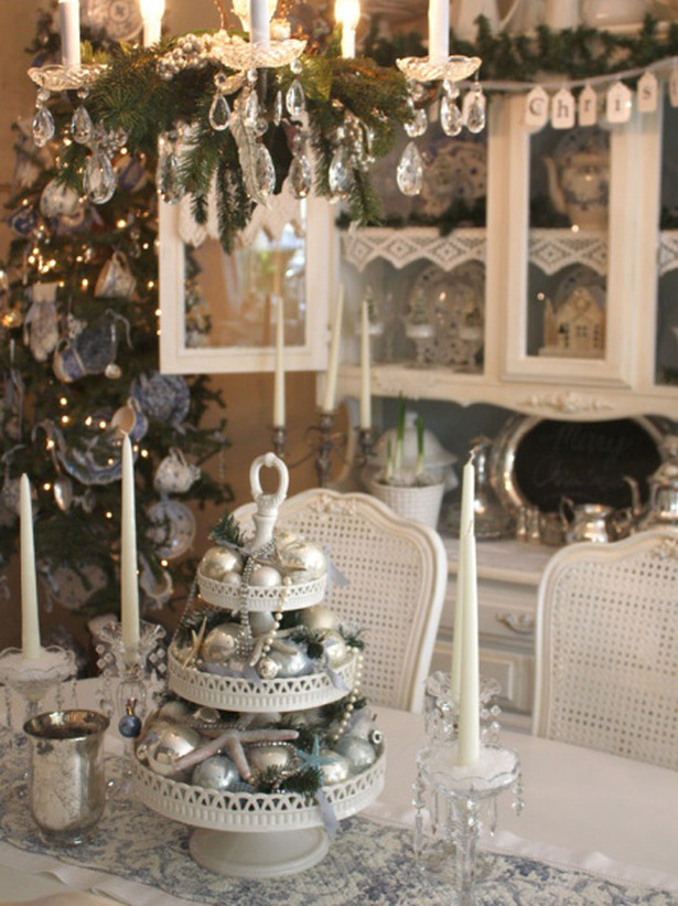 I Want To Be A Voguette Christmas Table Settings
