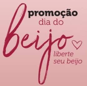 Cadastrar Promoção Quem Disse Berenice 2018 Dia do Beijo Batom Grátis