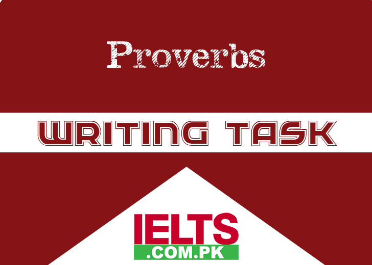 150+ Proverbs and Sayings for IELTS Writing Task