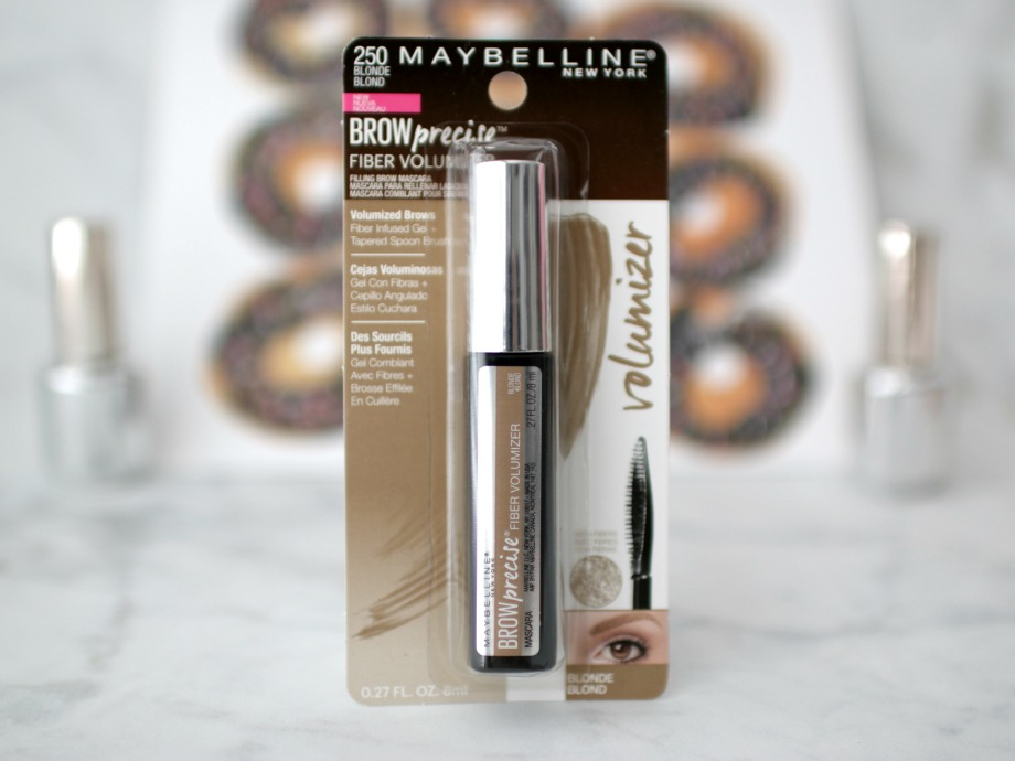 6135a04c0fc NEW Maybelline BROW PRECISE® FIBER VOLUMIZER Review | Elle Sees ...